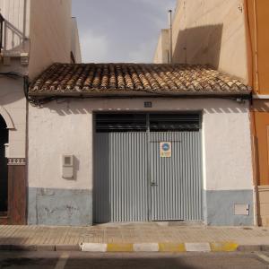 Casa para obrar, zona de la Estación